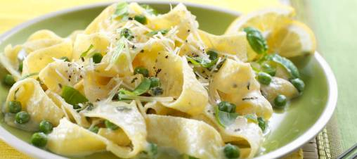 pasta-al-limone-with-ricotta-cheese