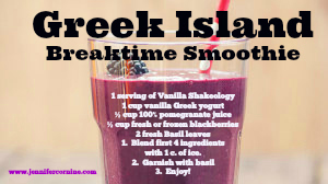 Greek Island Shakeology